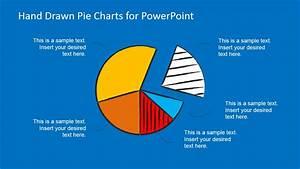 Make 3d Pie Chart Hand Drawn Pie Chart Toolkit For Powerpoint Slidemodel