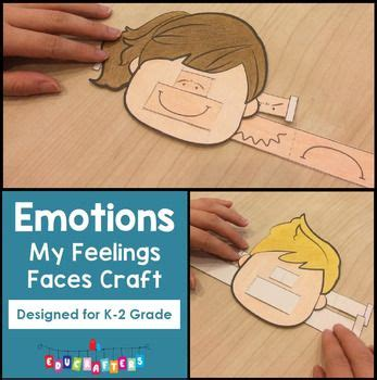 best 25 feelings and emotions ideas on the 783 | 657eab7ade25a2ef79a349e3bf12e9de preschool feelings craft emotions crafts for preschoolers