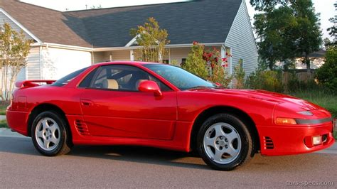 1992 Mitsubishi 3000gt Specs by 1992 Mitsubishi 3000gt Hatchback Specifications Pictures