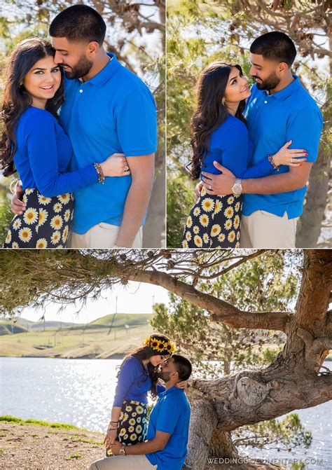 pulvy aman engagement photo shoot  tracy ca