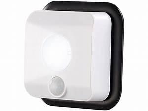 Led Licht Batterie : pearl batterielampen batterie led wandleuchte licht bewegungsmelder 110 lm 160 tage ~ Watch28wear.com Haus und Dekorationen
