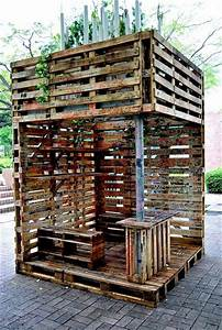 28 Amazing Uses For Old Pallets - Home Ideas - Modern Home