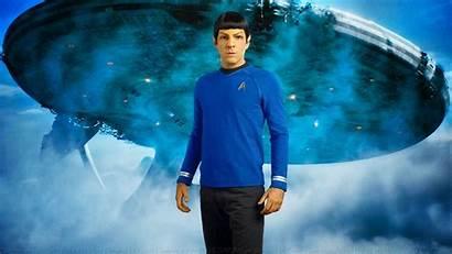 Spock Quinto Zachary Daring Deviantart Dave Iv