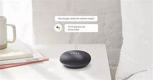 Google Home Mini, Smart Speaker & Home Assistant! With ...