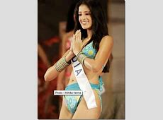 Bollywood Paradize Swimsuit Gallery of All Miss India