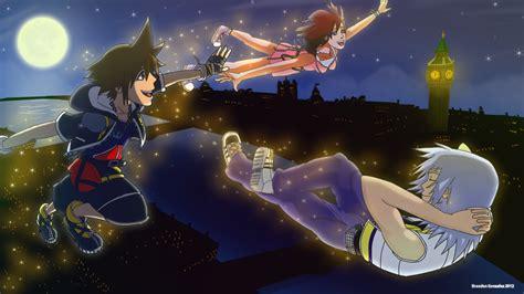 Anime Kingdom Wallpaper - kingdom hearts hd wallpaper and background