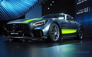 The 2020 Mercedes-AMG GT R PRO speeds smarter with lavish