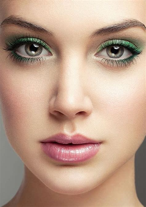 gorgeous makeup ideas  green eyes style motivation