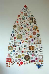 Christbaumkugeln Selber Gestalten : weihnachtsbaum basteln 24 unglaublich kreative diy ideen ~ Frokenaadalensverden.com Haus und Dekorationen