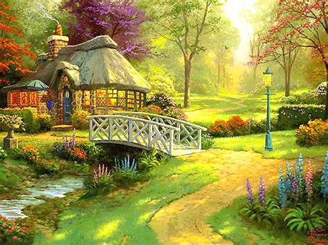 beautiful cottage wallpapers cool home images
