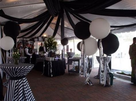 Black 50th Birthday Decorations by Plan A 50th Black Out Party To Signify The Passing Of