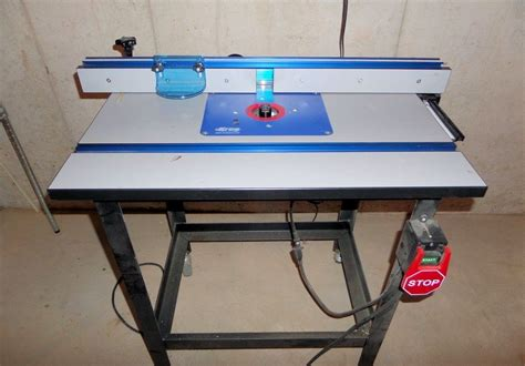 kreg router table plans kreg router table fence safety work with kreg router