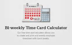bi weekly time card calculator with lunch break free business resources to help you succeed tsheets