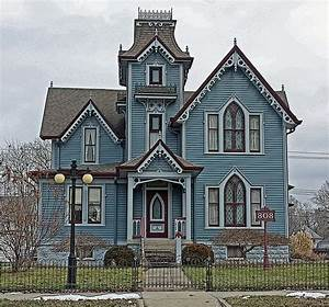 Gothic Revival Victorian Houses by albyfurlong | 556 ...