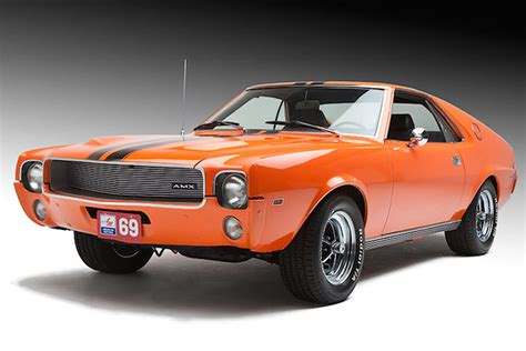 Amc Amx The First True Sports Car Of The 1960s?