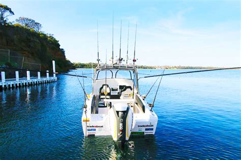 Used Boat Outriggers For Sale by Haines V19r Project Boat Gets Reelax Outriggers Trade