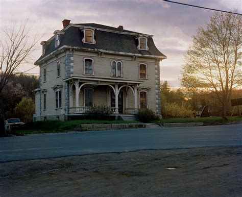 abandoned house frankfort maine