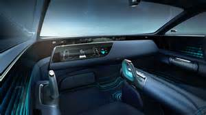 hyundai prophecy concept interior design car body design