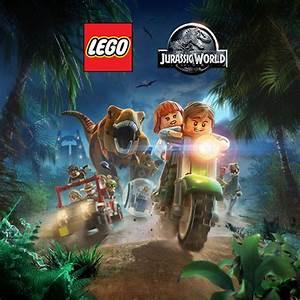 LEGO Jurassic World for Macintosh (2015) - MobyGames