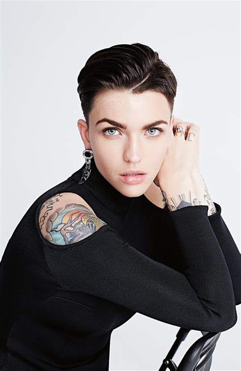 Ruby Rose is back on TV and she?s ?fired up and excited