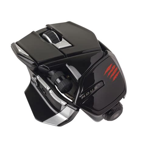 Hardware Review Mad Catz Mous9 Wireless Mouse