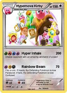 Pokémon Hypernova Kirby 8 8 - Hyper Inhale - My Pokemon Card