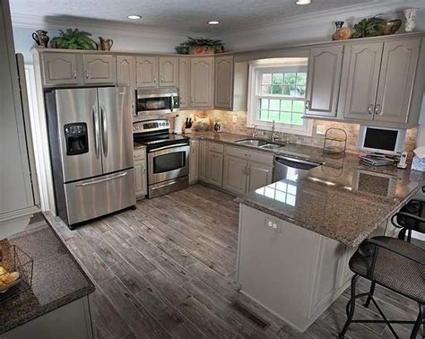 warm paint colors for kitchen warm kitchen design decoration with small windows and gray 8903