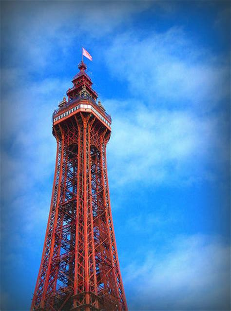 years  blackpool tower   finally uncovered