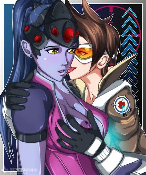 Tracer And Widowmaker Ticktank Overwatch