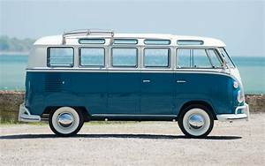 1964 Volkswagen T1 Samba Bus (US) - Wallpapers and HD