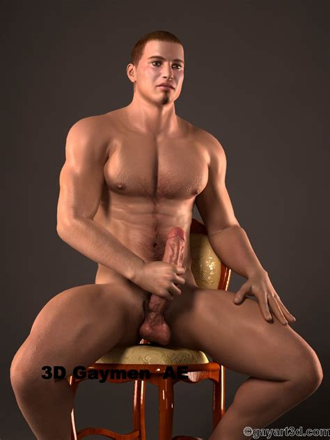 Naked Muscular Gay In Exclusive 3d Porn Cartoon Sex Tube