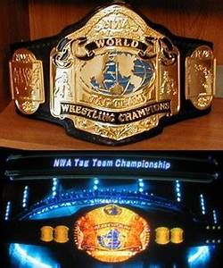 CAWs.ws NWA World Tag Team Championship Belt for SD! vs ...