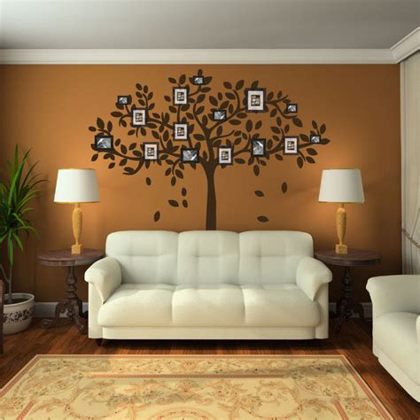 Modern Living Room Wall Decor Pictures  Good Living Room