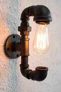 16, Functional, Diy, Pipe, Lamp, Design, Ideas