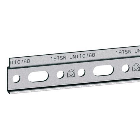 fixation meuble cuisine rail de fixation de placards hauts 875 pour suspensions 801 806 818 camar bricozor