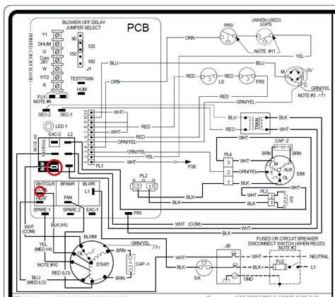 Thermostat Wiring Diagram For Gas Furnace Get Free Image