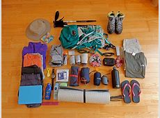 What To Pack For The Camino De Santiago The Wandering
