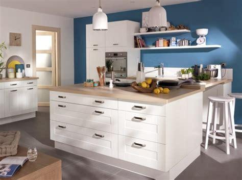 faience pour cuisine blanche cuisine mur bleu franc aussi pour faïence cuisine