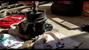 Ford 7 3 Hydroboost Power Steering Pump Replacement And