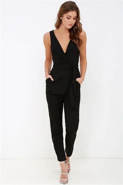 and black jumpsuit best 25 black jumpsuit ideas on black