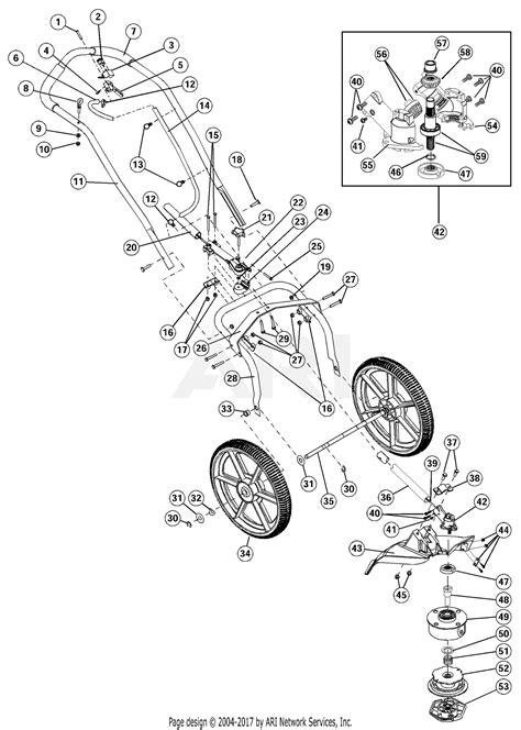 Mtd Ang Parts Diagram For