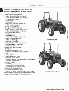 John Deere 5220 5320 5420 5520 Tractor Repair Manual Pdf