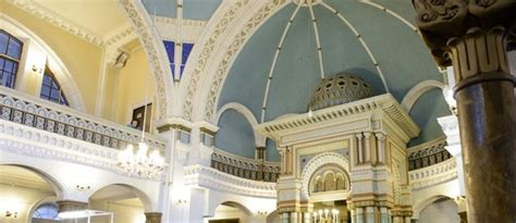 prayer schedule for choral synagogue in vilnius