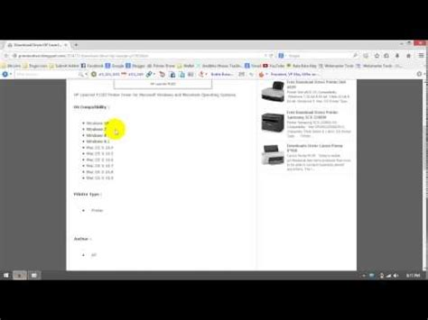 File is 100% safe, uploaded from safe source and passed avg virus scan! Descargar Driver Hp Laserjet P1102W Windows 10 64 Bits ...