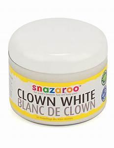 Faschingskostüme Auf Rechnung : schminke clown wei snazaroo 250 ml schminke und g nstige faschingskost me vegaoo ~ Themetempest.com Abrechnung