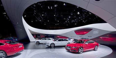 Nissan Showroom In Tokio by Kms Blackspace Audi At The Tokio Motorshow 2012 Fair
