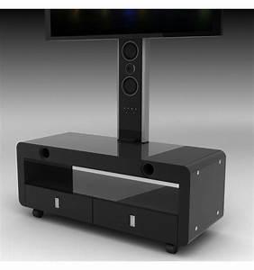 Meuble Tv Hifi : ne4000 meuble home cin ma nesx vesa bluetooth optique ~ Teatrodelosmanantiales.com Idées de Décoration