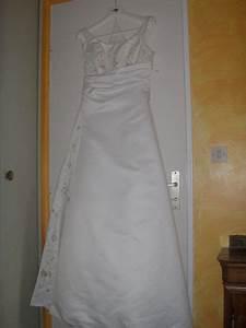 robe de mariee ivoire t38 40 avec cerceau gants voile et With boutique mariage avec bijoux occasion