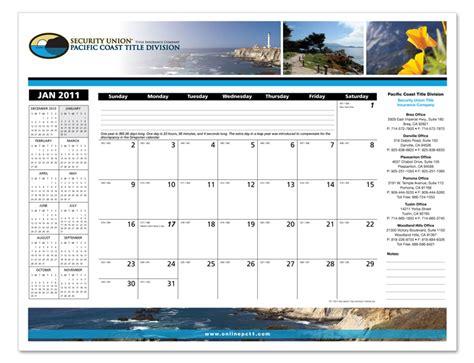 real estate desk calendars marketing with print desk pad calendars