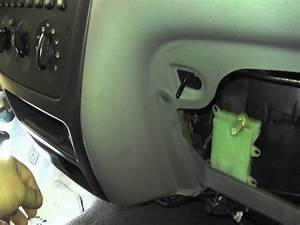 2003 Ford Taurus Blend Door Actuator Location